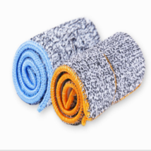 3pcs Double Sided Cloth Mop Mop House Clean Tools  Wash Hands Accessories - $10.19