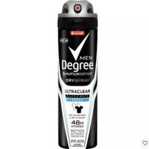 Degree Men Ultra Clear Black + White Fresh 48-Hour - $14.24