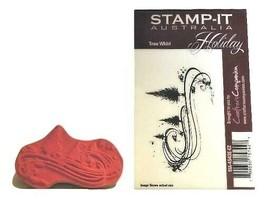 Stamp-It Australia Tree Whirl Stamp image 1