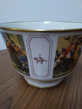 "Norman Rockwell ""Yankee Doodle"" Bowl by Gorham Fine China 1976 Limited Edition # image 2"