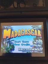 Nintendo Game Boy Advance GBA Madagascar image 1