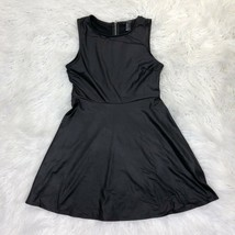 Forever 21 Juniors Medium Black A Line Dress  - $14.83