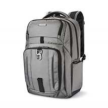 Samsonite Tectonic Lifestyle Easy Rider Business Backpack Steel Grey One Size - $79.12