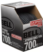 New Bell Reflective Hybrid Bike Tire 700c 700x38c Replaces 32mm-45mm | Free Ship - $24.74