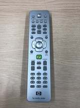 HP Media Center Infrared Remote Control Tested And Cleaned                 O9