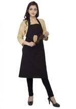 RAJRANG Black Chefs White Apron Professional - Cucina Kitchen Ristorante... - $21.71