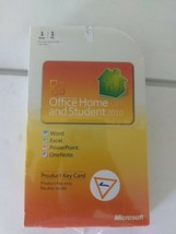 Microsoft Home Office Student 2010 Key - $59.39