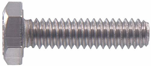 Primary image for The Hillman Group 831487 1/4 X 1-Inch Stainless Steel Hurricane Track Bolt, 100-