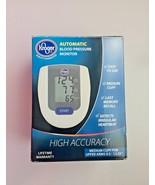 Kroger Automatic Blood Pressure Monitor - $10.88