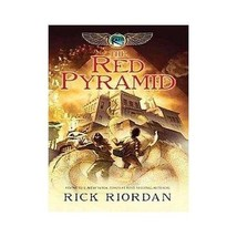 The Red Pyramid:The Kane Chronicles Paperback Book One Rick Riordan, Fan... - $5.93