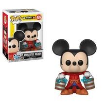 Walt Disney Sorcerers Apprentice Mickey Mouse Vinyl POP! Figure Toy #426... - $12.55