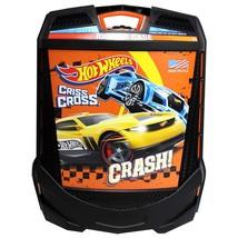 Hot Wheels 100-Car, Rolling Storage Case with Retractable Handle Origina... - $33.34