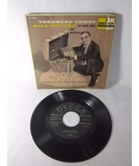 Treasure Chest - Bill Snyder his Magical Piano - 45 RPM Extended Play Se... - $19.79