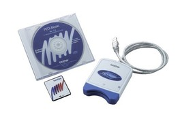 Brother PED-Basic Embroidery Card Writer - $80.29