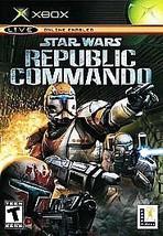 Pre-Owned ~ Star Wars: Republic Commando (Microsoft Xbox, 2005) ~ CIB - $14.84