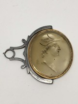 19th Century Steel Mounted Swivel Fob With Hermes Intaglio. Possibly Gol... - $300.00