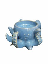 Bath And Body Works Blue Octopus Candle Holder - $50.00