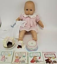 American Girl Bitty baby Bundle doll & Birthday items , Books - $29.99