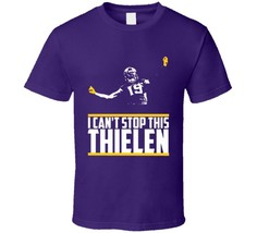 Case Keenum I Cant Stop This Feelin Minnesota Football T Shirt - $18.49+