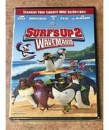 Surf's Up 2: Wavemania (DVD, WWE Studios, John Cena) BRAND NEW / FACTORY... - $5.05