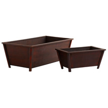 Rectangle Planters (Set of 2) - $50.34