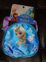 New! Disney Frozen 48 Piece Puzzle Bag Elsa Free Shipping! - $7.91