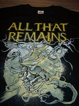 All That Remains T-Shirt 2012 Small New Metal Band - $19.80