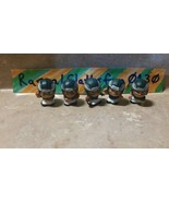PHILADELPHIA EAGLES TEENYMATES RARE SERIES 1, 2, 3, 4 & 5 TEAM SET HARD ... - $18.23
