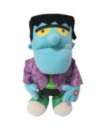Hallmark Dancing Frankenstein Musical Plush Doll Toy Halloween New W/Tag Video - £25.01 GBP