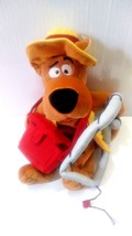 "WB Hanna-Barbera SCOOBY-DOO DOG Fisherman 10"" Plush - $6.99"