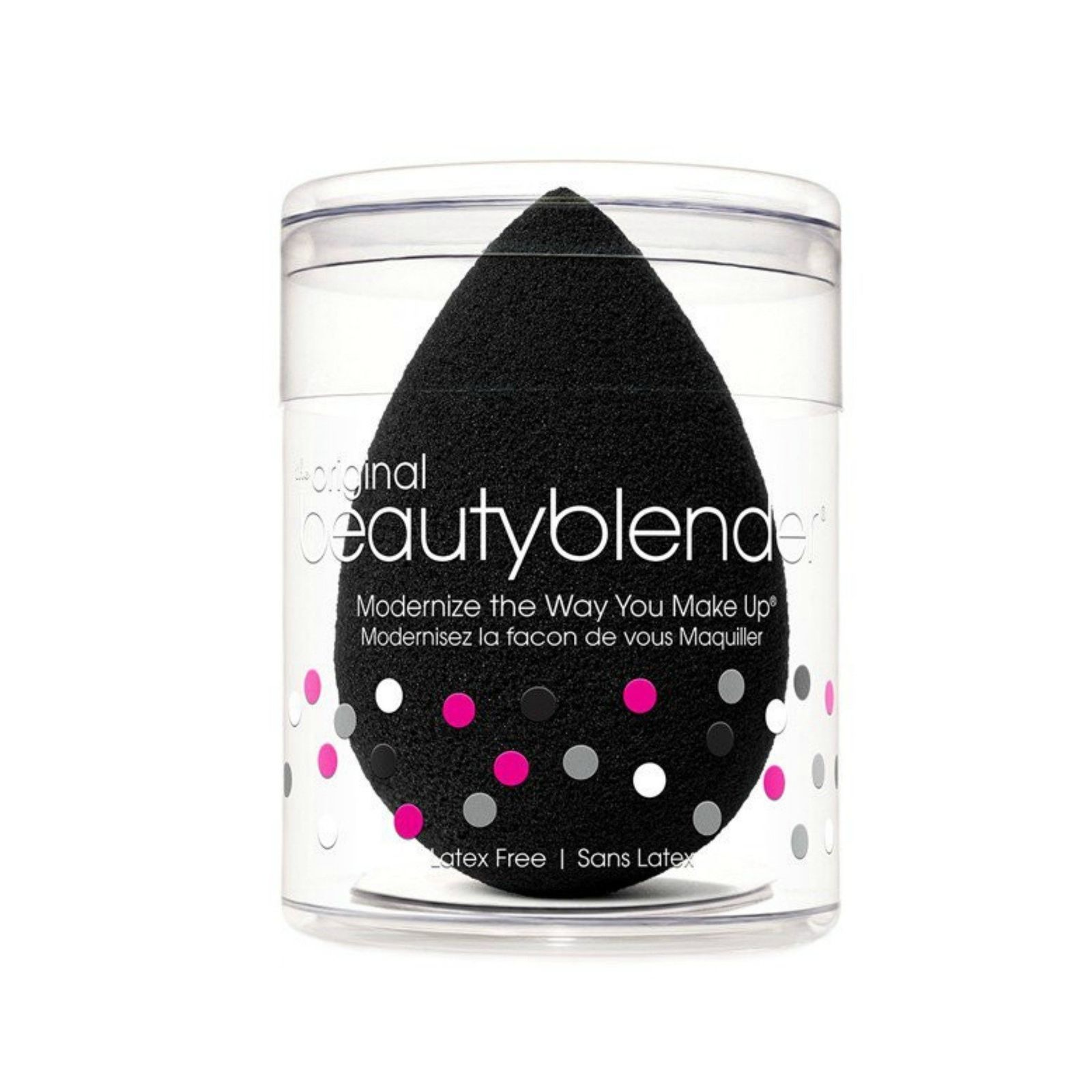 BeautyBlender BLACK Original Makeup Sponge AUTHENTIC Beauty Blender NEW