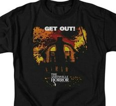 The Amityville Horror Get Out Horror Retro 70's 80's Paranormal T-shirt MGM322 image 3