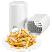 Perfect Fries One Step Natural French Fry Cutter Vegetable Fruit Potato ... - $15.75