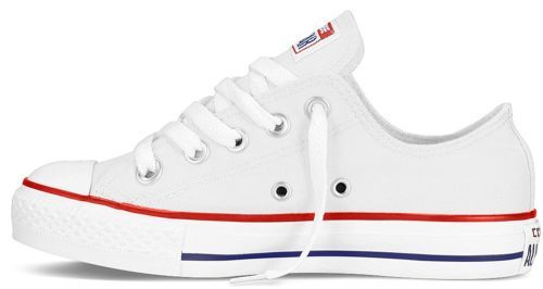 Converse Infant/Toddlers Chuck Taylor Ox Optical White 7J256