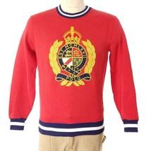 Polo Ralph Lauren Polo Crest Crew Sweatshirt Sz S NWT $148 - $98.97