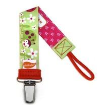 Ladybug Pacifier Clip - Girls - Ulubulu - Universal Clip - NUK, Soothe a... - $7.99