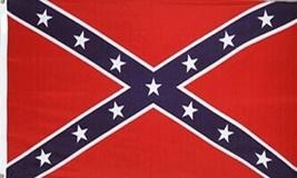 Civil War Battle 3 x 5 foot Red/White/Blue Polyester/Cotton Flag-free sh... - $25.00