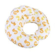 Multi-Function Postpartum Breastfeeding Cushion Cute Yellow Duck Feeding Pillow