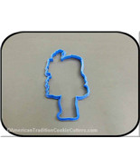 """5"""" Boy Carrying Books 3D Printed Cookie Cutter #P8118 - $3.00"""