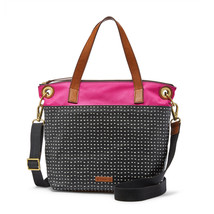 New Fossil Women Leah Large Tote Variety Colors - $108.89