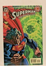 Superman The Man Of Steel #0 October 1994 - $4.71
