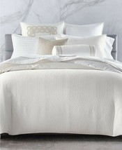 Hotel Collection Avalon Natural Full/Queen Duvet Cover T4101973 - $159.88