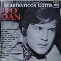Leo Dan 15 Autenticos Exitos CD - $4.95