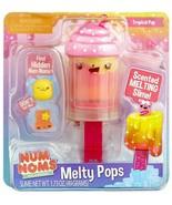 Num Noms Snackables Melty Pops Tropical Pop Scented Melting Slime Multic... - $12.74