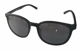 Kenneth Cole Reaction Mens Soft Square Shiny Black Sunglass KC1289 1A - $17.99