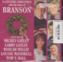 Country Christmas: Stars of Branson by Various Artists Cd - $10.99