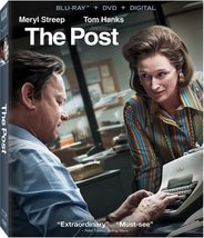 The Post [Blu-ray+DVD+Digital, 2018]
