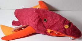 Manhattan Toy Company PREHISTORIC PAULY DINOSAUR Plush HAND PUPPET New W... - $18.99