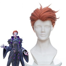 Overwatch Moira Cosplay Wig for Sale - $30.00