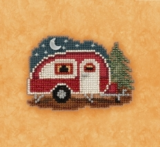 Happy Camper 2017 Seasonal Autumn Harvest Serie... - $7.20